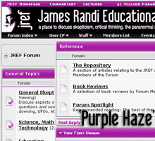 Example of Purple Haze Style